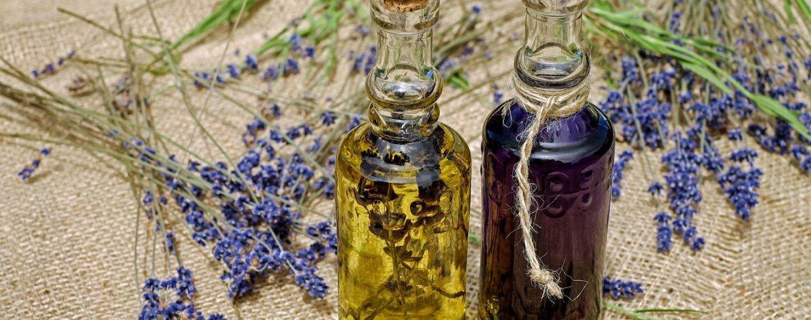 Bain d'huile pour les cheveux