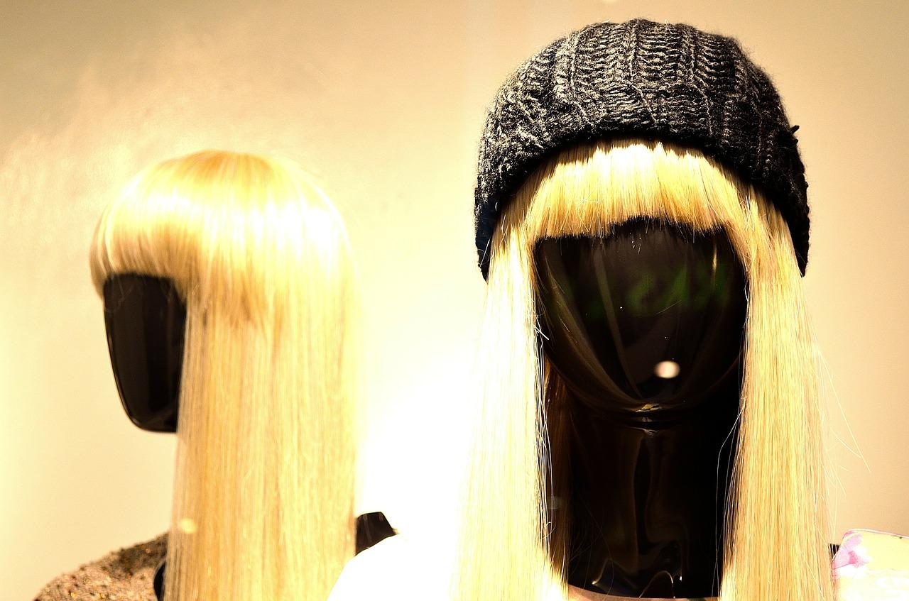 le choix de la densité de la perruque